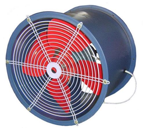 SF型系列轴流通风机